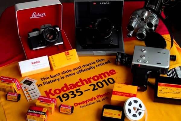 sistema Kodachrome fotos color
