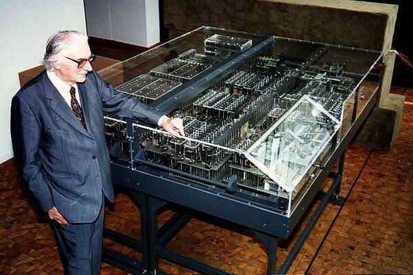 Konrad Zuse y su invento