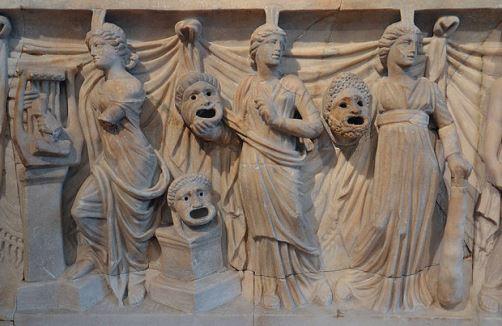 la comedia griega