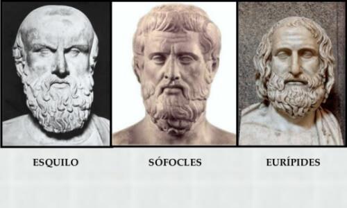 la tragedia griega