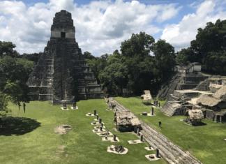 origen e historia de la ciudad maya bajo tierra de Guatemala