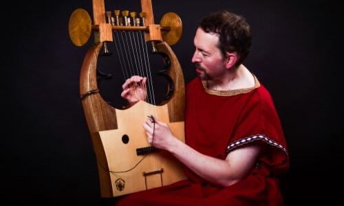 Historia de la música en la Grecia clásica