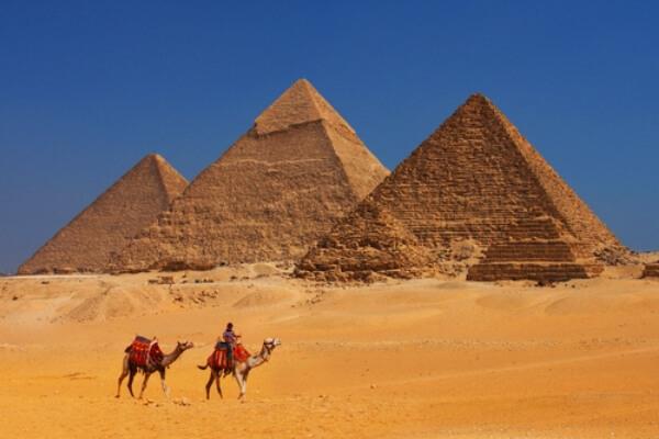 maravilla mundo antiguo conserva pirámides giza
