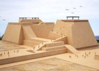 pirámides de los Mochicas