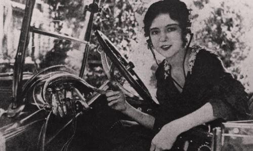 las primeras radios para automovil