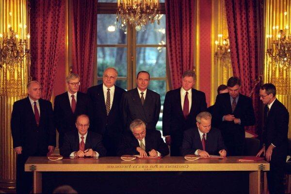 Tratado de independencia Bosnia-Herzegovina