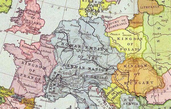 año de fundación de Polonia