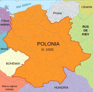 cuándo nació Polonia