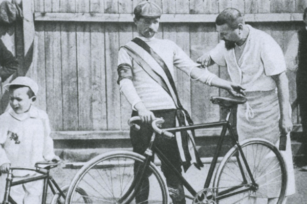 en qué año fue el primer Tour de Francias de ciclismo