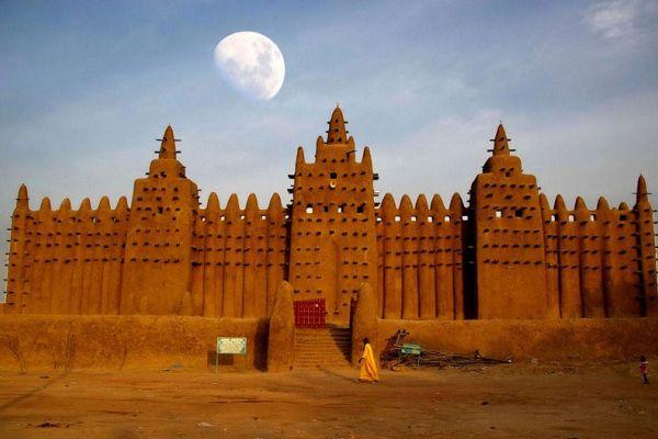 historia de las Mezquitas de Tombuctú