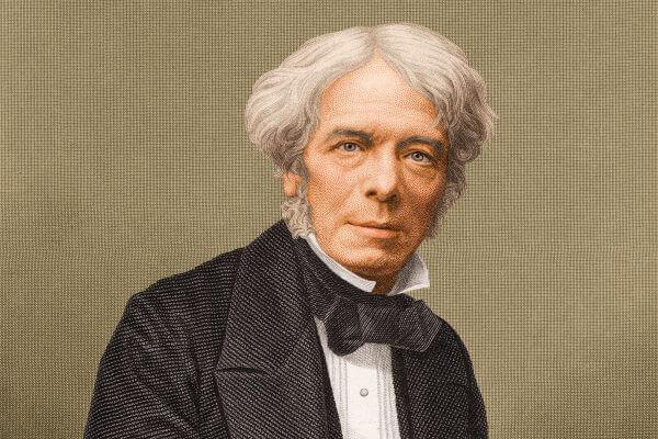 los origenes de la bombilla - Michael Faraday