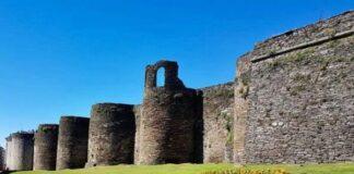 origen muralla romana Lugo