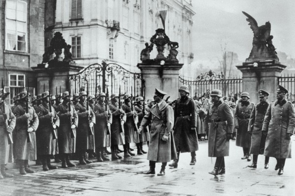 Checoslovaquia periodo entreguerras