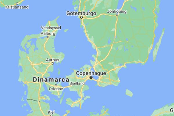 cuándo se creó Dinamarca