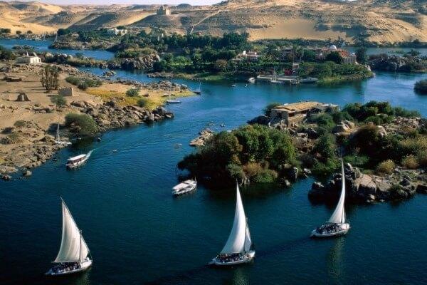 cuándo se fundo Egipto