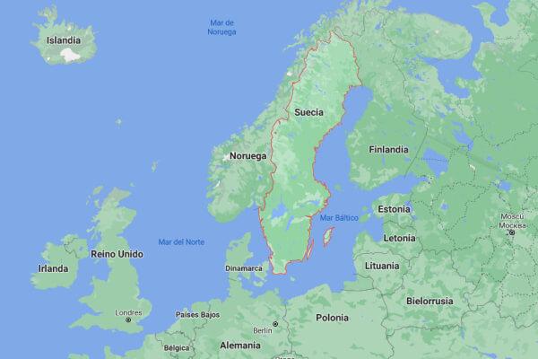 cuál es el origen de Suecia
