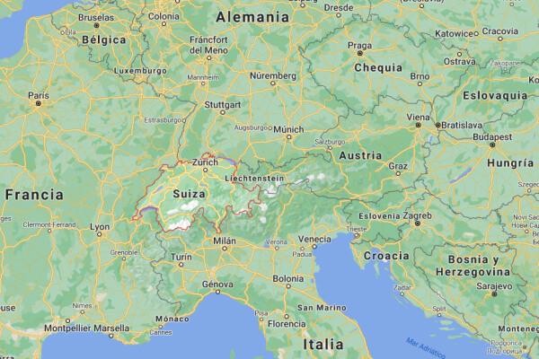 cuál es el origen de Suiza
