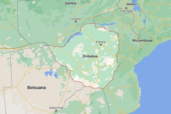 cuál es el origen de Zimbabue