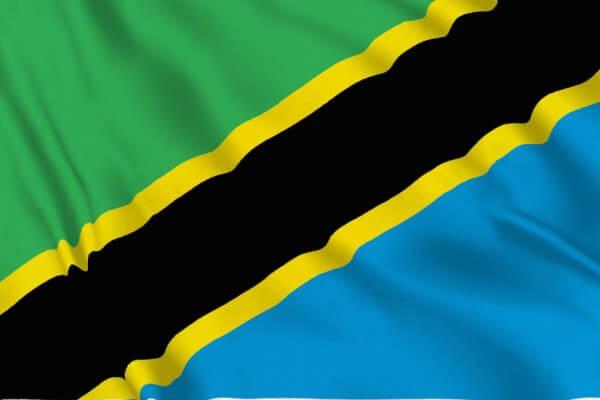 quién creó la bandera de Tanzania