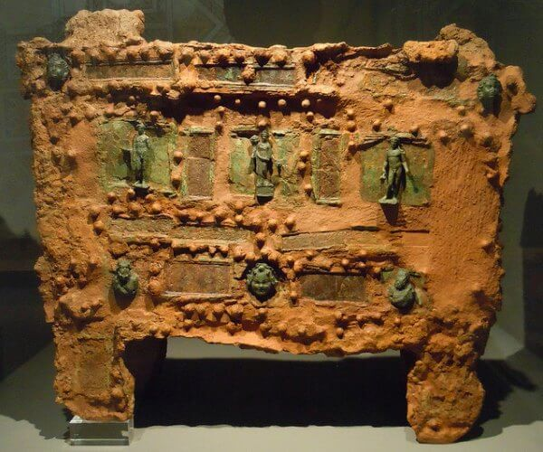 la primera caja fuerte de la historia