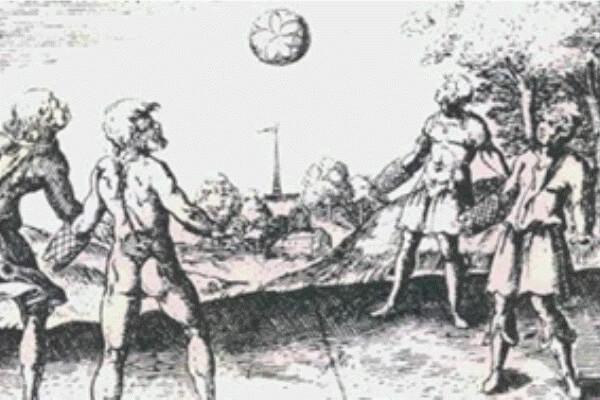 cómo nace el balonmano