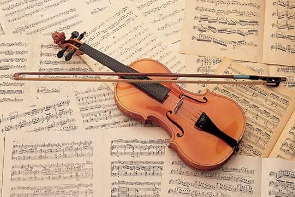 Los antecedentoes del violín