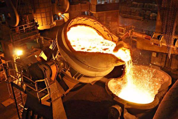 origen e Historia de la metalurgia