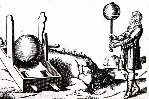 máquina de Otto von Guericke