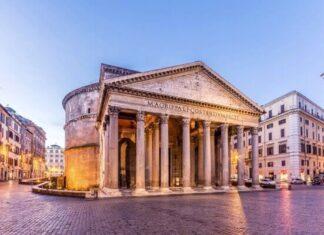 características Panteón de Roma