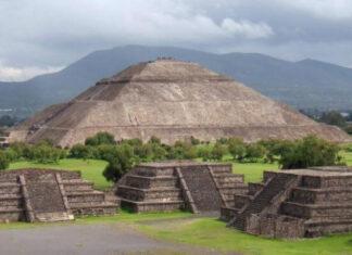 origen e historia piramide del sol de teotihuacan en mexico