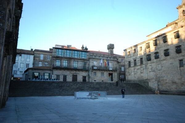 Origen Plaza de la Quintana