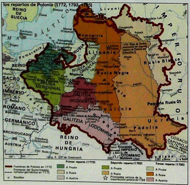 historia guerras de Polonia