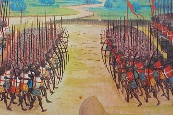 Historia Guerra Portugal y España