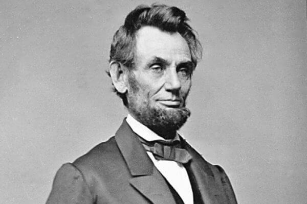 historia Abraham Lincoln