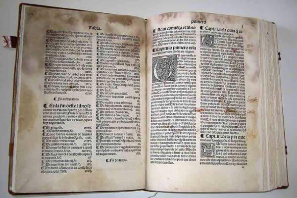 cuál es el primer libro impreso en español