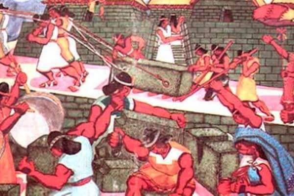 historia priamides perú