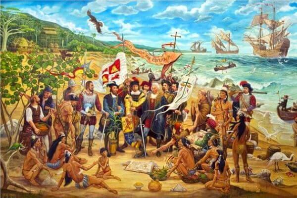 qué es el descubrimiento de Puerto Rico