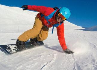 hsitoria del snowboard inventor