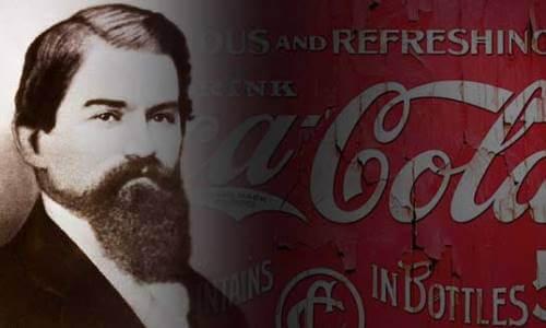 quien inventó la coca cola