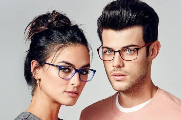 Quién inventó las gafas