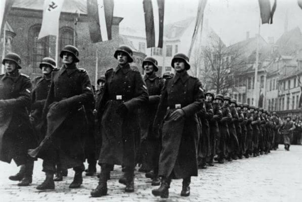Historia contemporánea Letonia