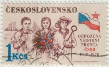 etapa comunista de Checoslovaquia