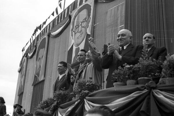 Historia República socialista Hungría