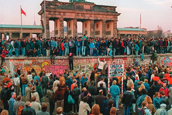 Historia de la reunificación Alemania