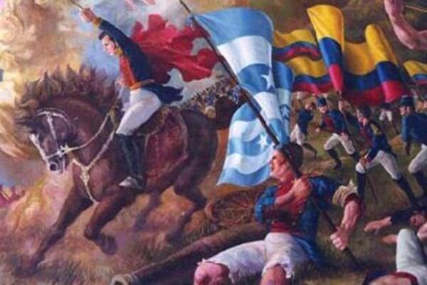 historia independencia del Ecuador