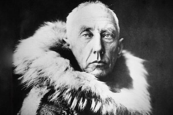 quién conquistó el Polo Sur