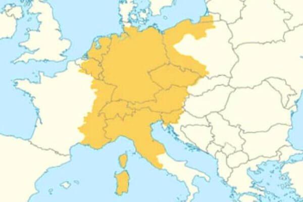 historia imperio sacro romano-germánico