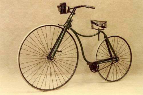 origen y evolución de la bici