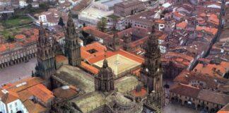 origen e historia Santiago de Compostela