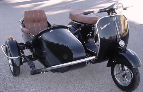 quien inventó el Scooter